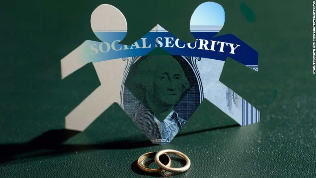same sex social security