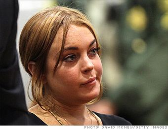 celebrities unclaimed money lindsay lohan