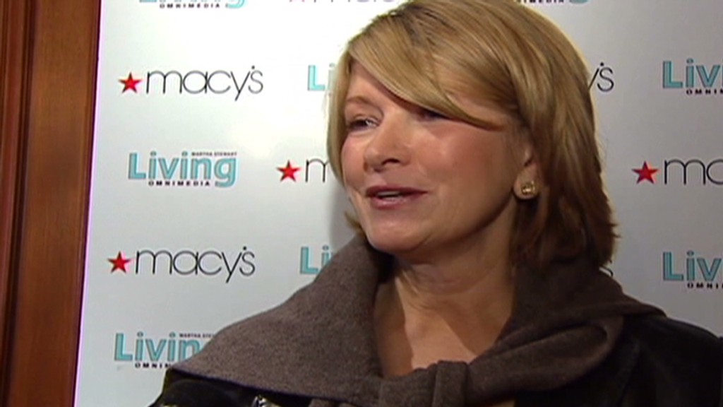 Macy's doesn't need Martha Stewart