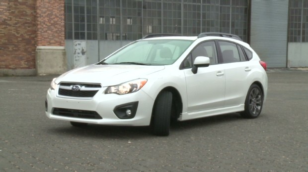 Impreza: Finally! A 'pretty' Subaru