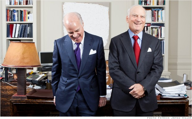 FTF18 george roberts henry kravis