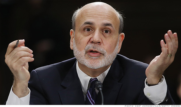 ben bernanke hearing