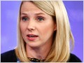 While Sheryl Sandberg Leans in, Marissa Mayer lies low