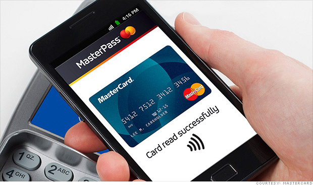 mastercard mobile payments