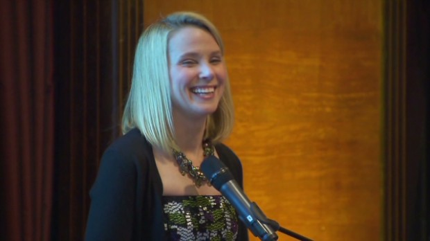 Marissa Mayer sparks work-from-home debate