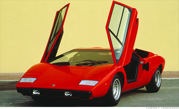 collectible lamborghinis gallery