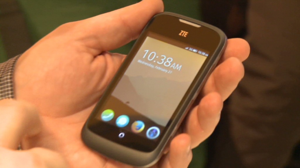 'Race to the bottom' for smartphones