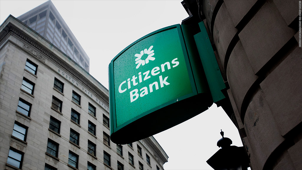 citizens bank rbs