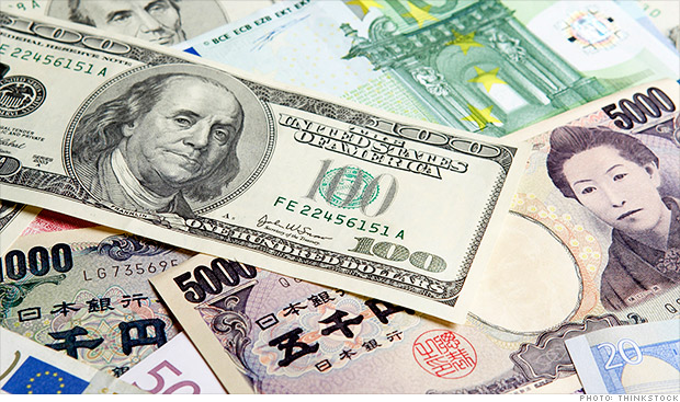 currency wars dollar yen