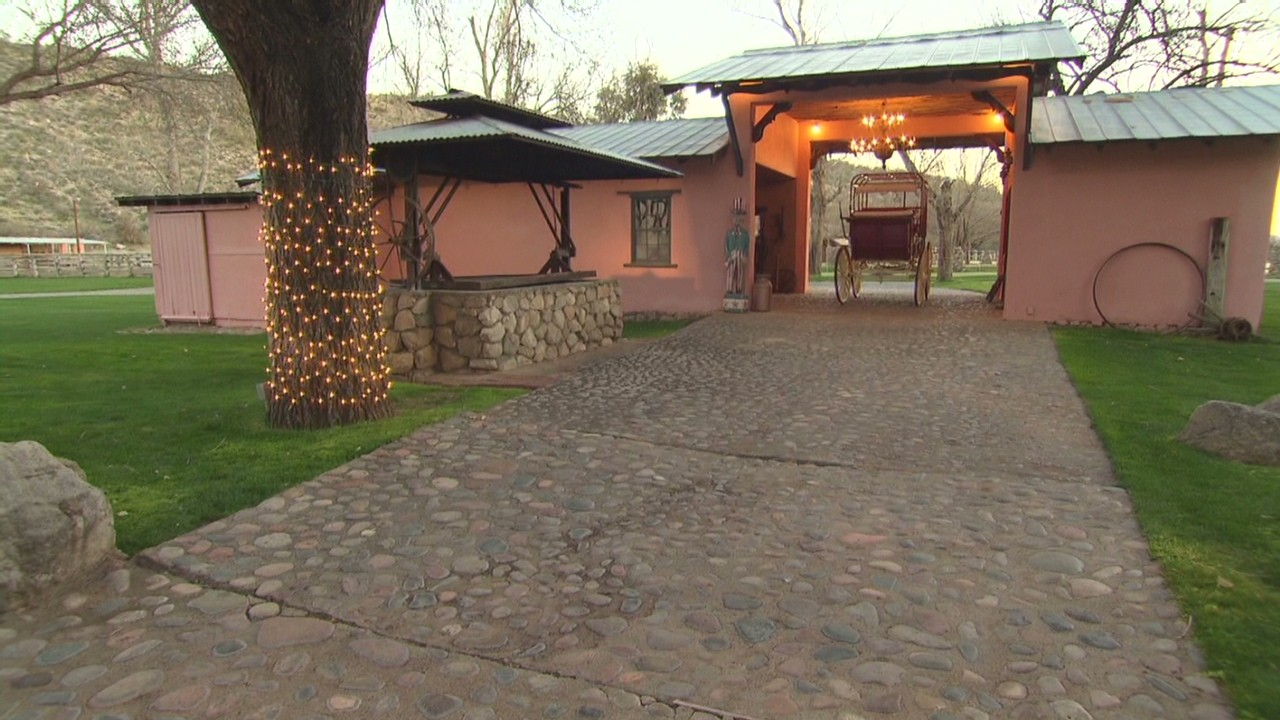 a luxury ranch in the desert of tucson video personal finance