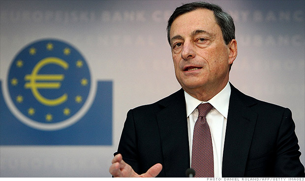 ecb draghi