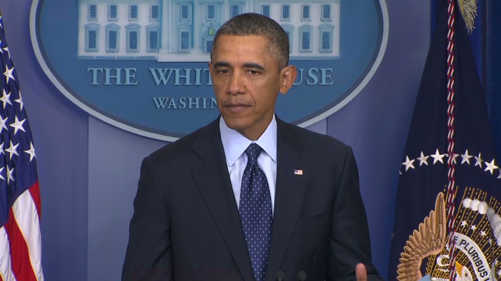 Obama: Forced budget cuts are 'dumb'