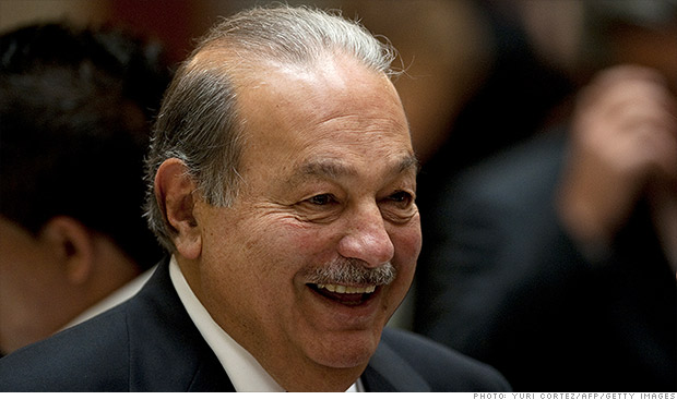 carlos slim helu richest man