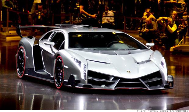 New Lamborghini Veneno 1