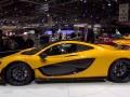 McLaren P1: A hybrid supercar