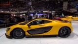 McLaren P1: A hybrid supercar