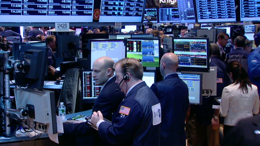 Thanks Fed! Dow hits all-time high