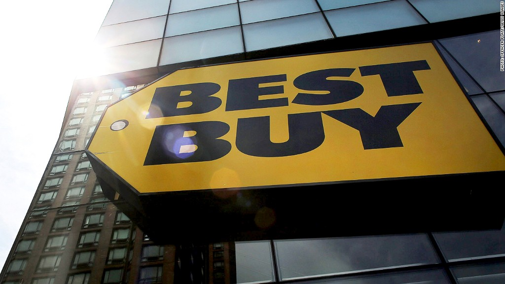 Some Best Buy employees may be able to continue working from home, but ...: money.cnn.com/2013/03/05/technology/best-buy-work-from-home/index.html