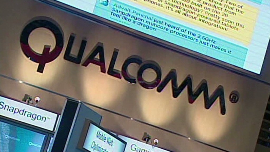 Qualcomm: The anti-Apple