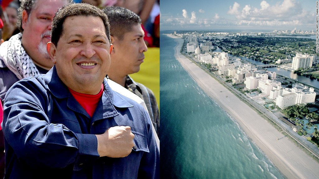 hugo chavez florida real estate