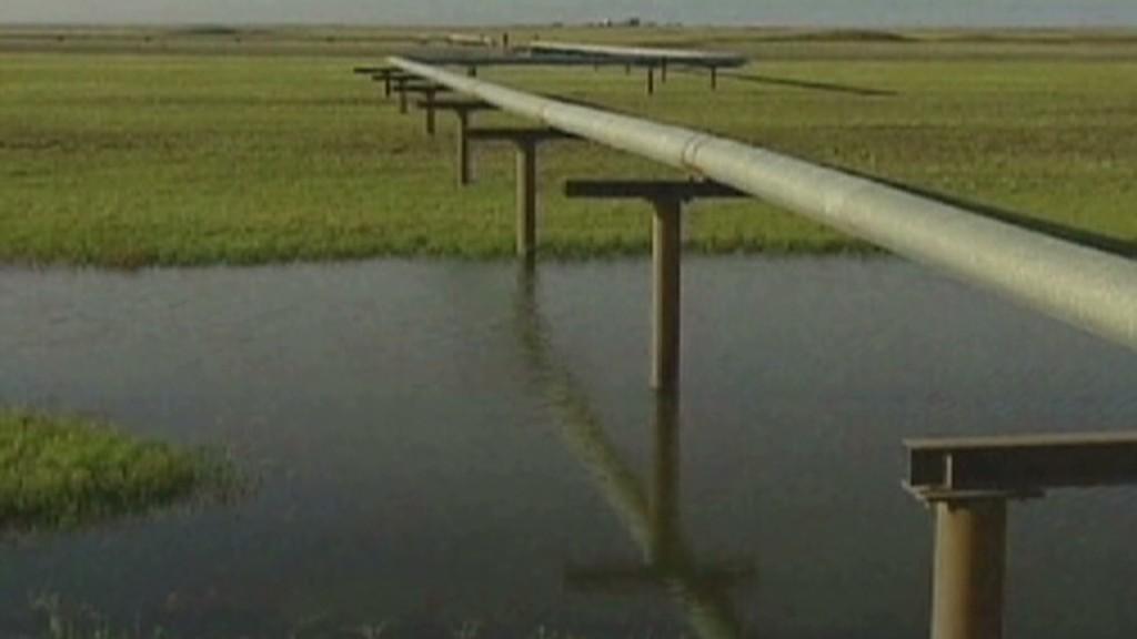 TransCanada CEO defends Keystone pipeline