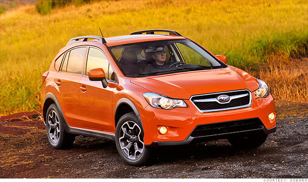 2013 subaru xv crosstrek recall
