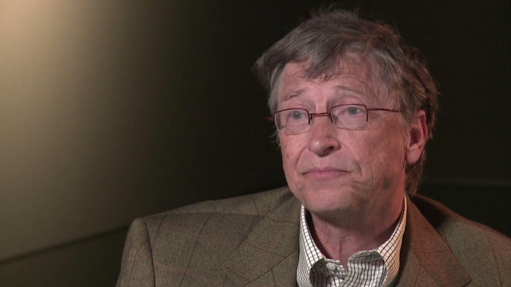 Gates: Coding's not just for nerds