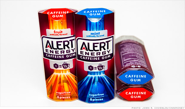 wrigley energy alert gum