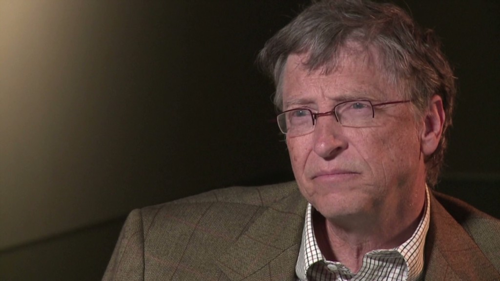 Bill Gates on Mayer's telecommuting ban