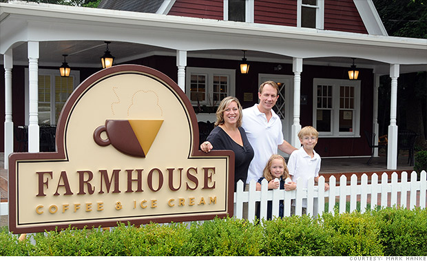 farmhouse coffee ice cream mark hanke moonlighting entrepreneurs