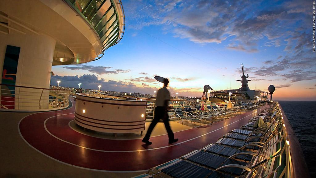 royal caribbean sick passengers