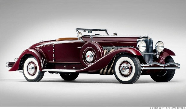 1935 duesenberg model sj amelia island rm auctions