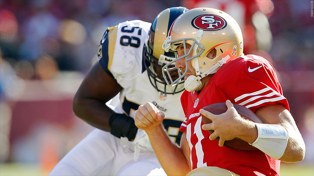 head injures in the nfl This new study, published today in the journal jama, is the latest linking  dangerous head injuries to football, though the authors note that the.