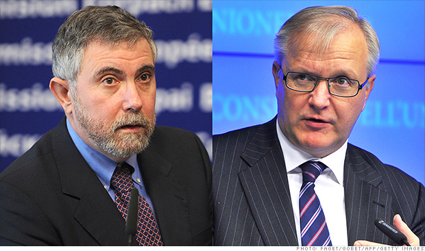 rehn krugman
