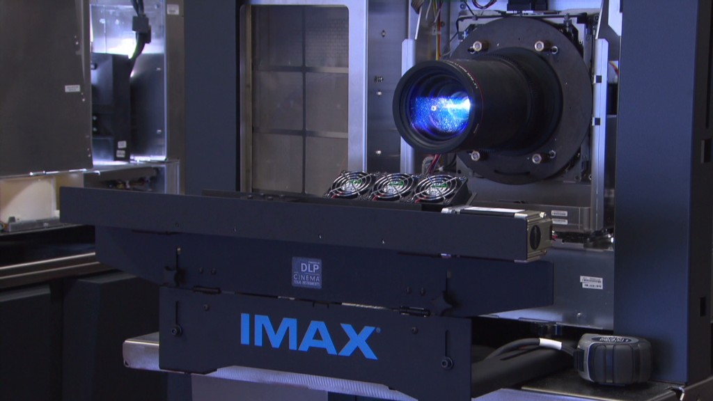 How IMAX regained $1 billion in value