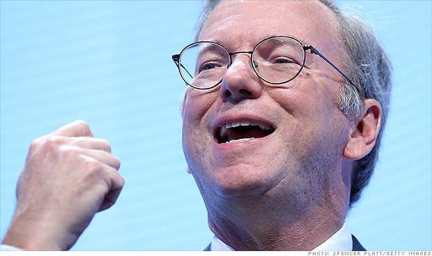 eric schmidt google