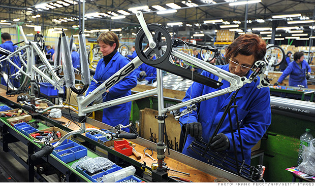 french bicycle factory