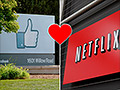 Netflix debuts new Facebook app