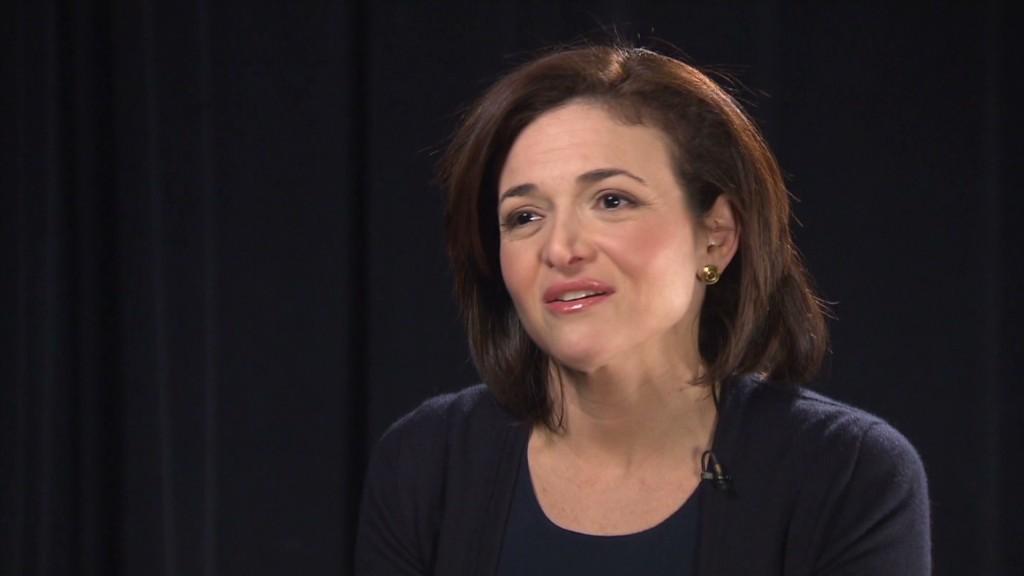 Sheryl Sandberg's advice for men