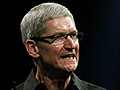 Apple employees downgrade Tim Cook