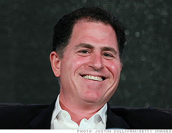 top tech ceos michael dell
