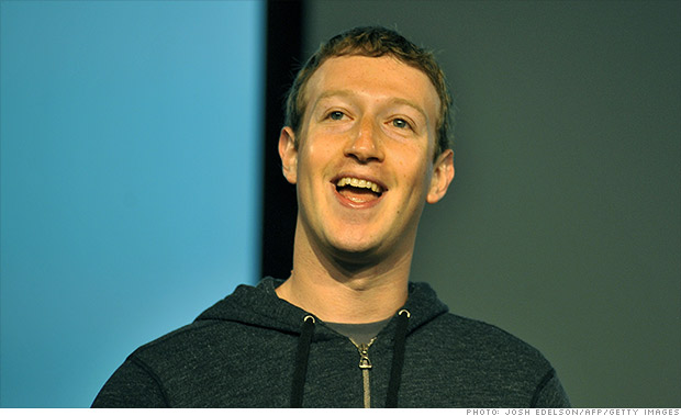 top tech ceos mark zuckerberg facebook