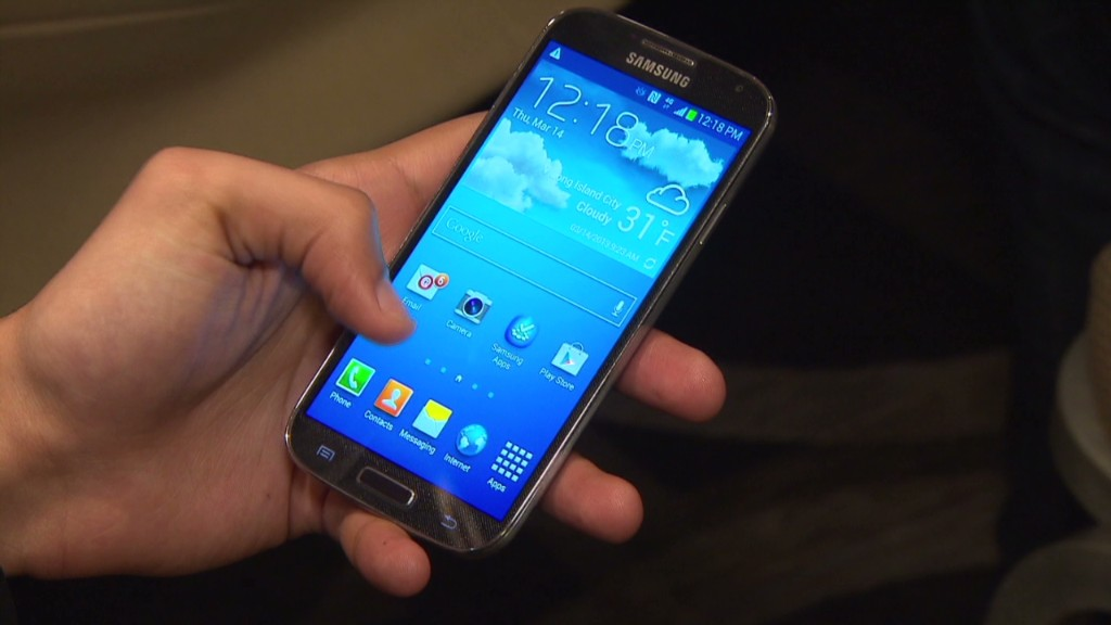 Hands-on with the Samsung Galaxy S4