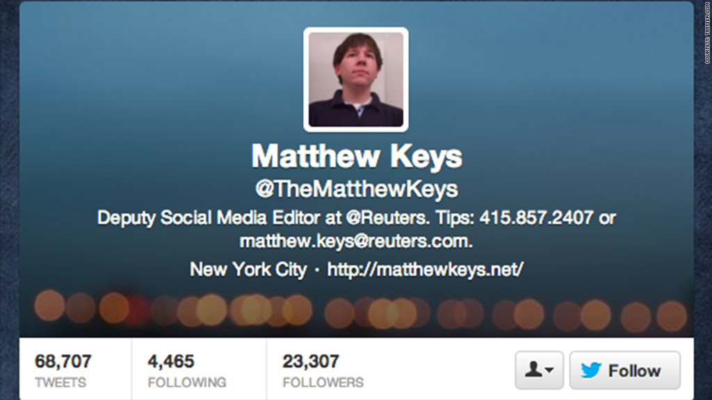 matthew keys reuters