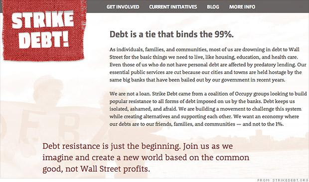 strike debt initiative 4