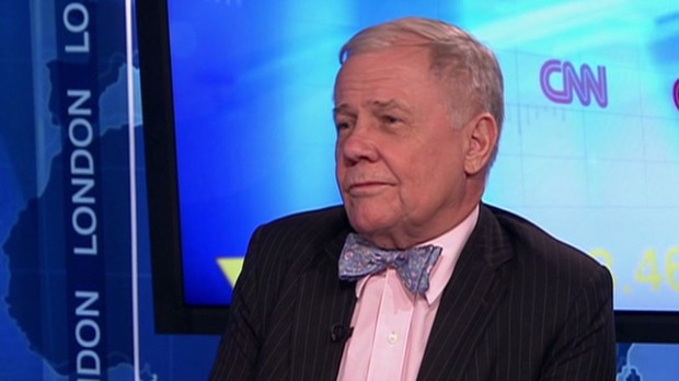 Jim Rogers: Soaring Dow a poor indicator