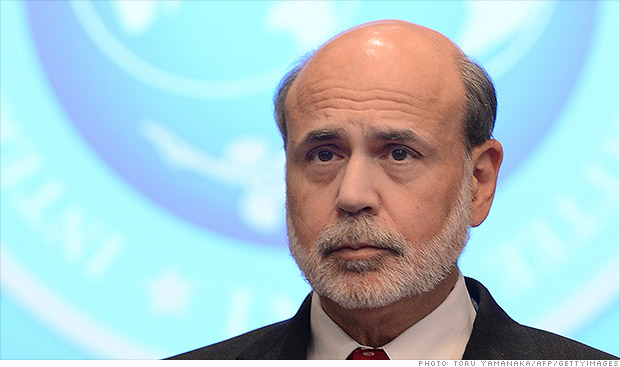 bernanke fed buzzkill