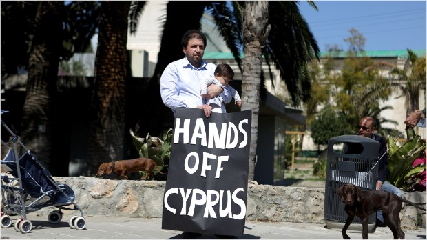 Cyprus bailout balancing act
