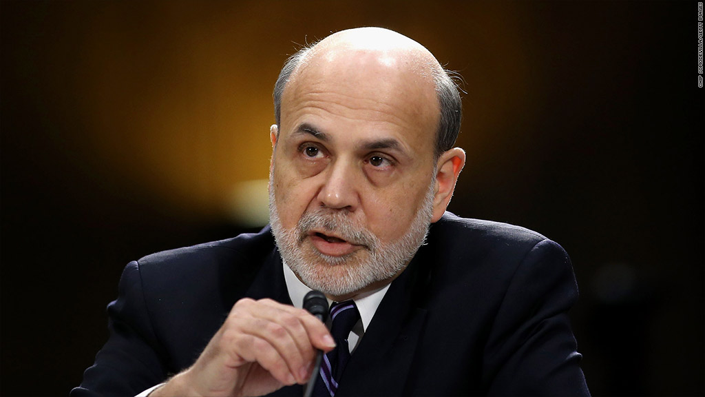 bernanke fed statement
