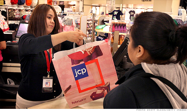 jc penney workers